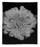 Mothers Day Flower Fleece Blanket