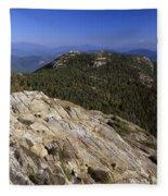 Mount Chocorua - White Mountains New Hampshire Usa Fleece Blanket