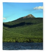 Mount Chocorua Fleece Blanket