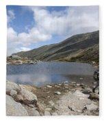 Mount Washington - New Hampshire Usa Lakes Of The Clouds Fleece Blanket