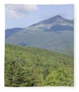 Mount Washington Fleece Blanket