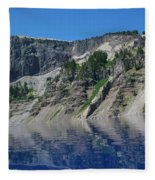 Mountain Blue Fleece Blanket