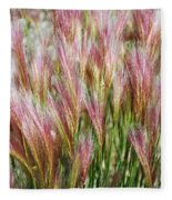Mountain Grass Fleece Blanket