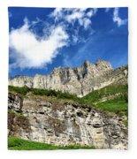 Mountain High Fleece Blanket