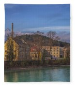 Mountain Industry Fleece Blanket