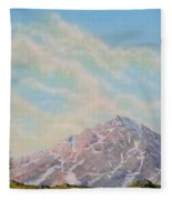 Mountain Majesty Fleece Blanket