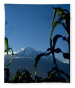 Mountain Fleece Blanket