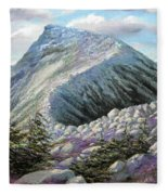 Mountain Ridge Fleece Blanket