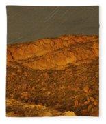 Mountain Trails Fleece Blanket