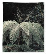 Mountain Tree Fleece Blanket