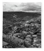 Mountain Valley Fleece Blanket