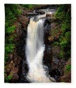 Moxie Falls Fleece Blanket