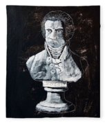Mozart Fleece Blanket