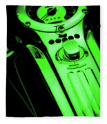 Mph Green 5485 G_4 Fleece Blanket