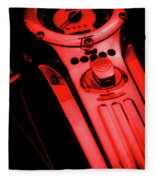 Mph Red 5485 G_2 Fleece Blanket