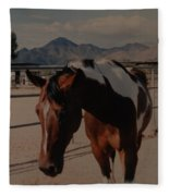 Mr Ed Fleece Blanket
