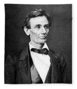 Mr. Lincoln Fleece Blanket