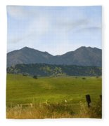 Mt. Diablo Mcr2 Fleece Blanket