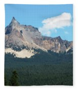 Mt Theilson Bare Fleece Blanket