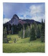 Mt. Washington Fleece Blanket