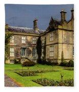Muckross House Fleece Blanket