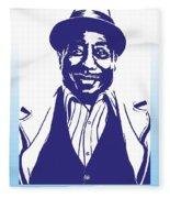 Muddy Waters Fleece Blanket