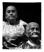 Mujeres Salvadorenas  Fleece Blanket