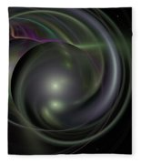 Multiverse Fleece Blanket