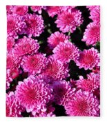 Mums The Word Fleece Blanket