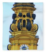 Munich Detail 1 Fleece Blanket