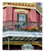 Muriels On The Square _ Nola Fleece Blanket