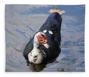 Muscovy 16-07 Fleece Blanket