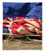 Music Makers Fleece Blanket