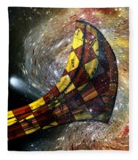Music Of The Cosmos Fleece Blanket