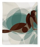Music Of The Spheres #1 Fleece Blanket