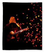 Musical Appirition Fleece Blanket