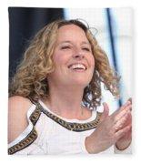 Musician Amy Helm Fleece Blanket
