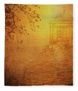 Mussenden Temple Fleece Blanket