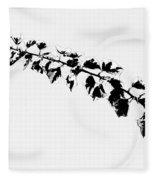 My Bougainvillea Aurea 5 Fleece Blanket