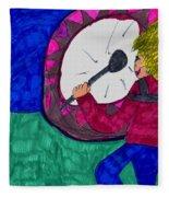 My Fan Fleece Blanket
