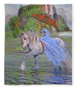 My Favorite Time Of The Day Fleece Blanket
