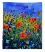 My Garden 88512 Fleece Blanket