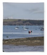 Mylor Panorama Fleece Blanket