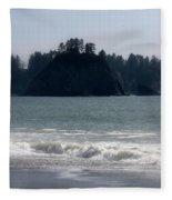 Mysterious Island Fleece Blanket
