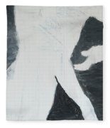 Mystery Man Fleece Blanket