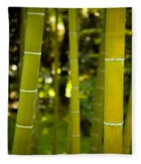 Mystical Bamboo Fleece Blanket