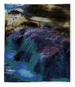 Mystical Springs Fleece Blanket