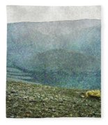 Myvatn Mooncrater Fleece Blanket