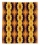Nailed It Pattern Fleece Blanket