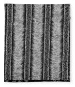 Nanowires, Nanowalls, Sem Fleece Blanket